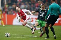 Lucas Andersen gaat zijn contract bij Ajax verlengen. De middenvelder/aanvaller heeft nog een contract tot de zomer van 2016 in Amsterdam, maar de Deen bereikte mondelinge overeenstemming met Ajax over een dienstverband tot medio 2018.