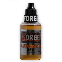 Blueberry Boss by Forge Vapor: blueberry cream