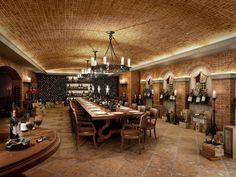Wine Cellar Design heavens