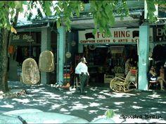 Changi Village - 1970/71.