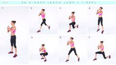 "Move with Kayla Itsines: The ""Don't Skip It"" Workout 