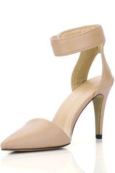 Sapatos de Salto Dedo do pé fechado Salto agulha Festas