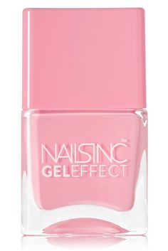 Sheer: Nails Inc Gel Effect Nail Polish / Garance Doré
