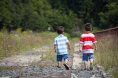 Brothers by design, friends by choice - children's photography by Katherine Knorp Photography