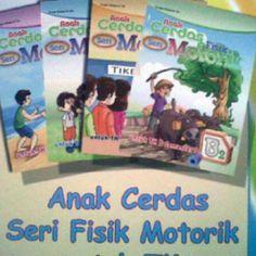 Buku PAUD - Seri Fisik Motorik