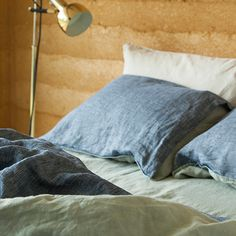 French flax bed linen.  http://scottie-store.com/