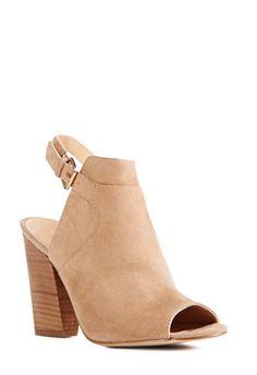@JustFab bellisima mule booties! On my summer wish list!