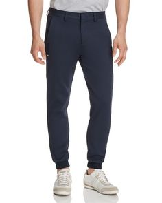 Boss Green Loomes Woven Straight Fit Jogger Pants