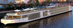 Viking Longship....wonderful riverboat cruise line.