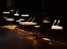 Hypothesis by Philippe Parreno at HangerBicocca in Milan.