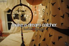 Check ✓ ♥ || Now i want to make a room full of dreamcatchers :D
