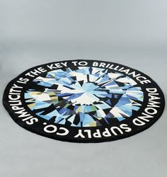 Diamond Supply Co Simplicity Rug