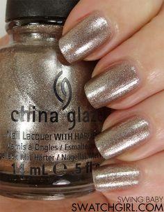China Glaze Swing Baby nail polish