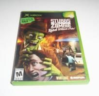 Stubbs the Zombie: Rebel Without a Pulse Xbox Game! Free Shipping