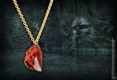 Sorcerer's Stone Pendant / Harry Potter - the Noble Collection