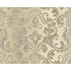 Damask Floral Trail Wallpaper in Beige and Cream design by BD Wall (€46) ❤ liked on Polyvore featuring home, home decor, wallpaper, paper, wallpaper samples, graphic wallpaper, paper wallpaper, floral pattern wallpaper, cream floral wallpaper and floral home decor