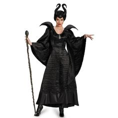#Disneycostumes - Christening gown - #Maleficentcostumes for #Women, great for Halloweenparties, get together, costumed parties and other masquerade balls.