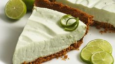 Facebook Pinterest PrintIngredients 2 tablespoons cold water 1 tablespoon fresh lime juice 1 1/2 teaspoons unflavored gelatin 4 oz (half of 8-oz package) fat-free cream cheese, softened 3 containers (6 oz each) Yoplait® Light Thick & Creamy Key lime pie yogurt 1/2 cup frozen (thawed) reduced-fat whipped topping 2 teaspoons grated lime peel 1 reduced-fat graham cracker crumb crust (6 oz) Directions In 1-quart saucepan, mix water and lime juice. Sprinkle gelatin on lime juice mixt...