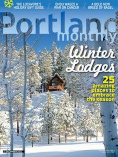 December 2012: 25 Winter Lodges