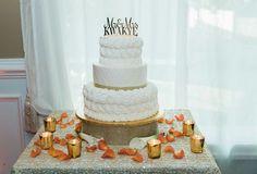 Nanette & Kwadwo #wedding #weddingcake