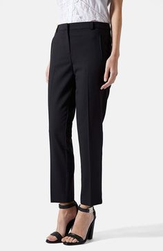 546a7be294f3 Topshop Cigarette Pants (Regular & Short) at Nordstrom.com. Cleanly  tailored
