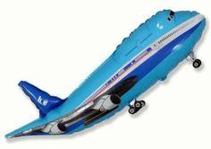 Avion 26 «feuille ballon – bleu [jouet]