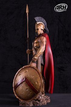 ARH Studios Leonidas Sparta, Ancient Sparta, Harry Potter, Studios, Greek History, 1, Star Wars, Wonder Woman, Adventure