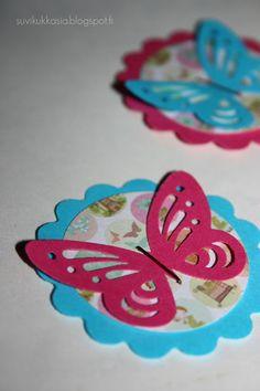 Suvikukkasia: Wings of a butterfly