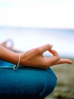 Yoga Mudra (Psychic union pose) for Bad Breath