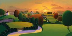 A New Day – 2014 - The Paul Corfield Collection - Art - Castle Galleries