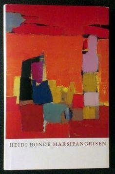 Bonde, Heidi: Marsipangrisen - brukt bok