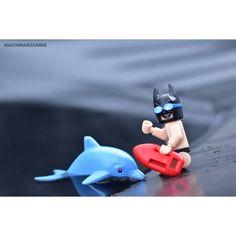 BEACH BATMAN ------------------------------------------------------------------------------------------------------- #batman #batmanmovie #beachbatman #beach #dolphins #legobatman #legobatmanmovie #legobatmanminifigures #lego #lego_hub #legopic #bricksinfocus #brickshift #brickpichub #brickcentral