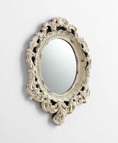 Ornate Illusions Mirror design by Cyan Design