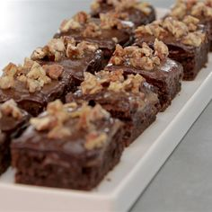 Try this Millionaire Brownies recipe by Chef Jasmin. This recipe is from the show The Great Australian Bake Off.