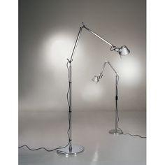 "Artemide Tolomeo Micro 67.69"" Task Floor Lamp"