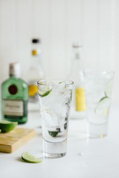 Gin and Tonic from Peter Georgakopoulos for The Boys Club