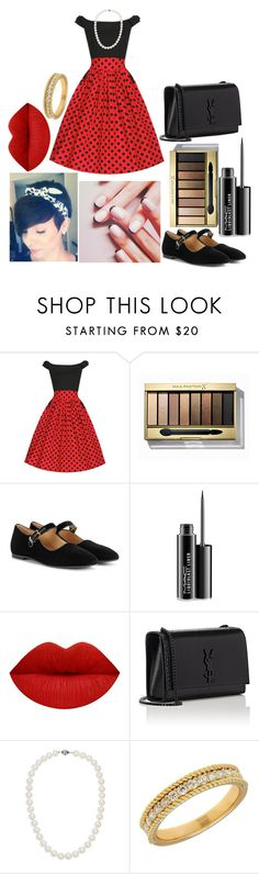"""""""Ashlee: October 3, 2016"""" by disneyfreaks39 ❤ liked on Polyvore featuring Jin Soon, Max Factor, The Row, MAC Cosmetics, Yves Saint Laurent, Blue Nile and Lord & Taylor"""