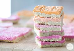 Frosted Sugar Cookie Bars | Inspired by Charm