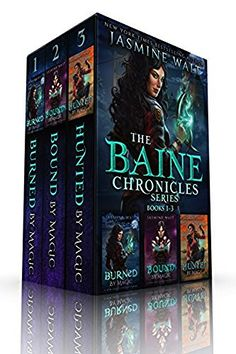 The Baine Chronicles Series, Books 1-3: Burned by Magic, Bound by Magic, Hunted by Magic, http://www.amazon.com/dp/B01KJ8H57S/ref=cm_sw_r_pi_awdm_x_qoJ9xbWXCAR0T