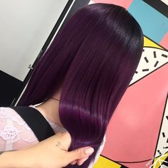"4,190 Likes, 73 Comments - Not Another Salon (@notanothersalon) on Instagram: ""Do you know that direct purple fades green? Depending on the brand, it could fade a little bit blue…"""