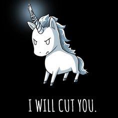 Stabby el unicornio