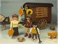 carreta playmobil
