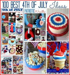The 36th AVENUE   Best 4th of July Ideas