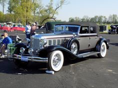 1932 Chrysler Imperial Convertible Sedan by LeBaron | Flickr Fancy Cars, Cool Cars, Mercedes Classic Cars, Duesenberg Car, American Classic Cars, Best Classic Cars, Automobile, Chrysler Cars, Chrysler Imperial