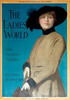 Ladies' World  -  Oct 1915