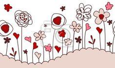 quadri con fiori stilizzati - Cerca con Google