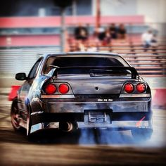 #nissan #r33 #gtr #drifting his way to the  #finish A really good website in the United Kingdom if you are considering selling a  nissan is the cash for cars comparison website http://www.dealerbid.co.uk/.