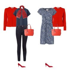 Extending a Capsule Wardrobe with Colour and Accessories