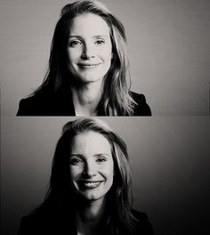Goofy Jessica Chastain — if this woman isn't perfection made human, I don't know what is.