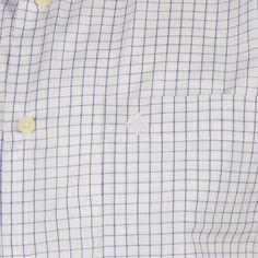 Carson Fine Check Short Sleeve Shirt by Carson